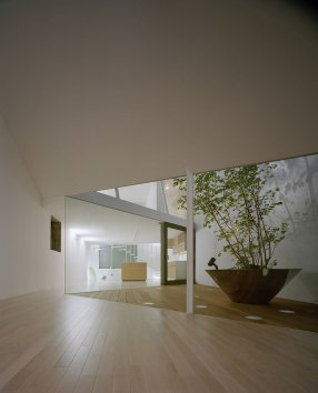 A Hill On A House - Yuko Nagayama & Associates