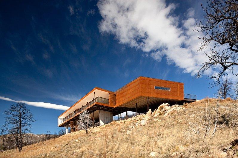 Sunshine Canyon Residence - THA Architecture