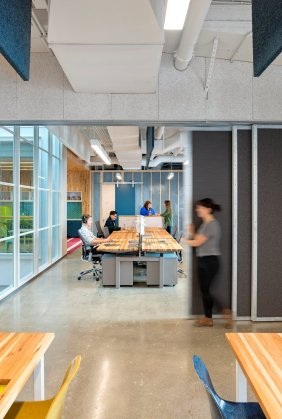 The Capital One Lab - Studio O+A