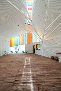 The Chapel - a21studio   World Building of the Year 2014