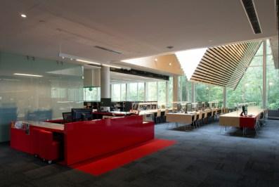 Bibliothèque du Boisé - Lemay