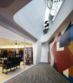 Paul Smith Flagship Store - THE_SYSTEM LAB