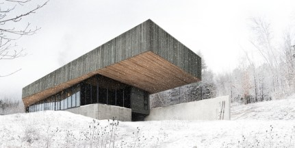 Résidence Roy-Lawrence - Chevalier Morales Architectes