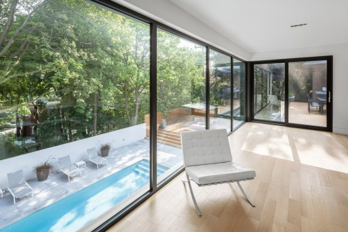Prince Philip Residence - Thellend Fortin Architectes
