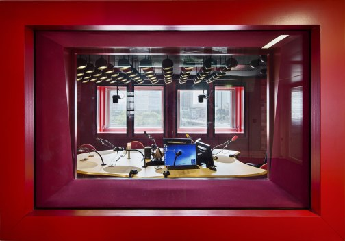 Maison de la Radio Grand Auditorium - AS.Architecture-Studio