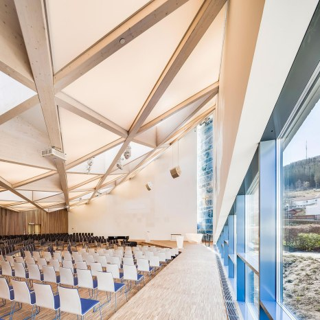 Algard Church - Link Arkitektur