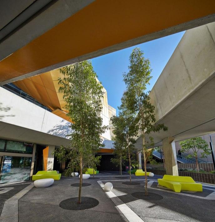 Ngoolark Student Services Building - JCY