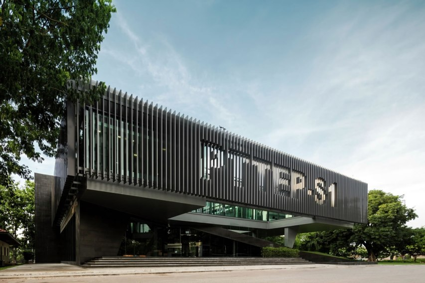 PTTEP-S1 Office - Office AT
