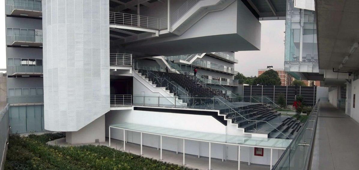 Inauguración Universidad CENTRO Campus Constituyentes