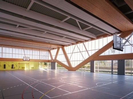 Nathalie Mauclair Gymnasium - SCHEMAA