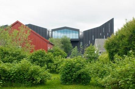 Centro Cultural Stjørdal - Reiulf Ramstad Arkitekter