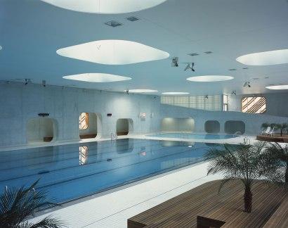 Feng Shui Swimming Pool - Mikou Studio