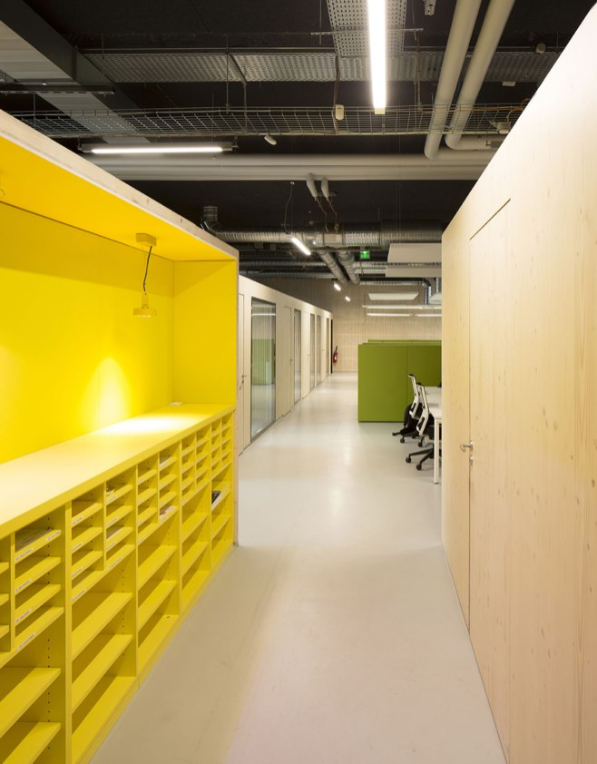JM0 open-space - FUSO atelier d'architectures