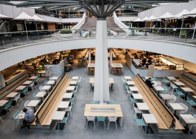 MLC Centre Food Court - Luchetti Krelle