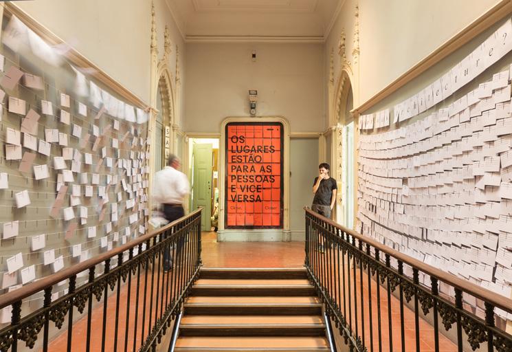 Lisbon Architecture Triennale Headquarters & Associated Project _ Delfino Legnani