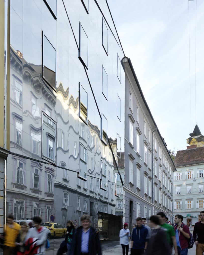 Werknutzungsbewilligung für HoG architektur ZT GmbH, Graz