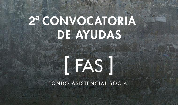 """EL COAM CONTINÚA CON EL PROGRAMA DE AYUDAS """"FONDO ASISTENCIAL SOCIAL"""" (FAS_COAM)"""