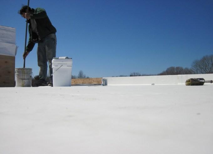 aislante térmico para techos