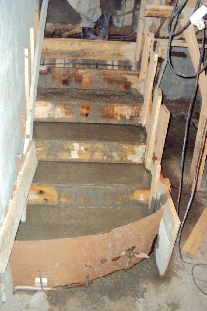 Como Hacer Una Escalera De Madera Para Exterior Amazing Reciclar - Escaleras-de-madera-para-exteriores
