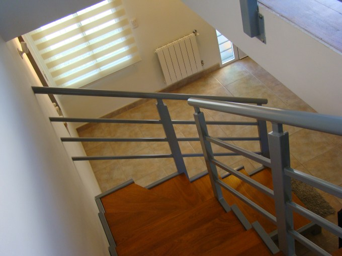 Escaleras de dos tramos 2 ideas para resolverlas - Escalera dos tramos ...