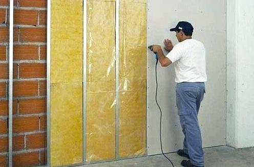 C mo aislar una casa del fr o sin gastar energ a - Aislar paredes del frio ...