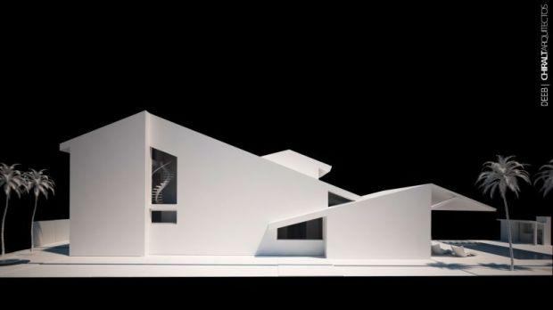 Cuerpos Huecos Estructurales CHE Deeb Chiralt Arquitectos arquitecturayempresa maqueta