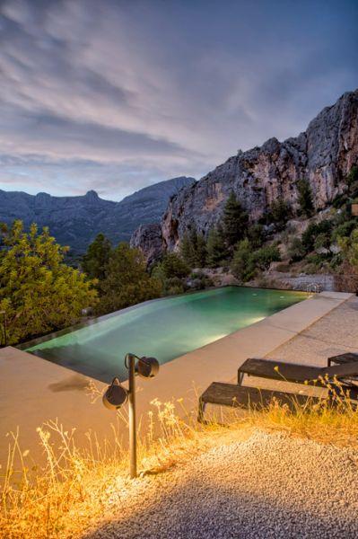 arquitectura_Vivoord_piscina iluminación