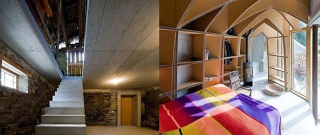 arquitectura, arquitecto, diseño, design, Villa Vals, Suiza, Peter Zumthor, Hotel Balneario Termas de Vals, SeARCH, CMA