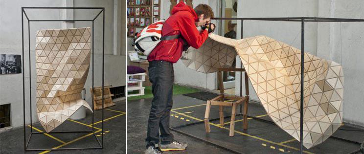 arquitectura,tecnología y materiales, diseño, mammafotogramma, woodskin