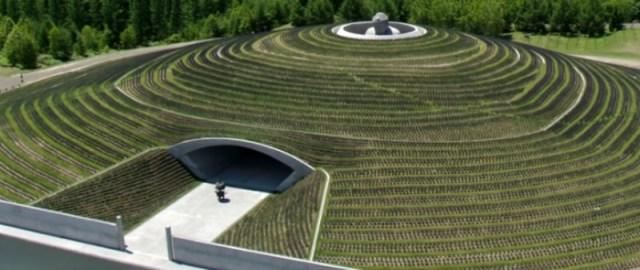 arquitectura, arquitecto, diseño, design, Tadao Ando, Japón, cementerio, Buddha, Buda, Hokkaido, Sapporo, jardín, paisajismo