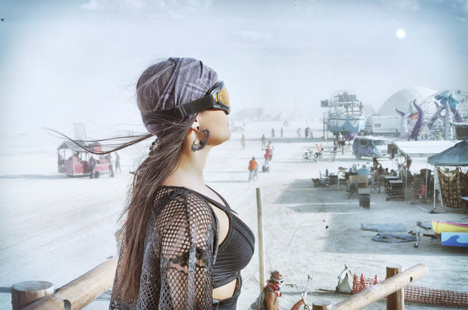 Burning Man, a life changing experience