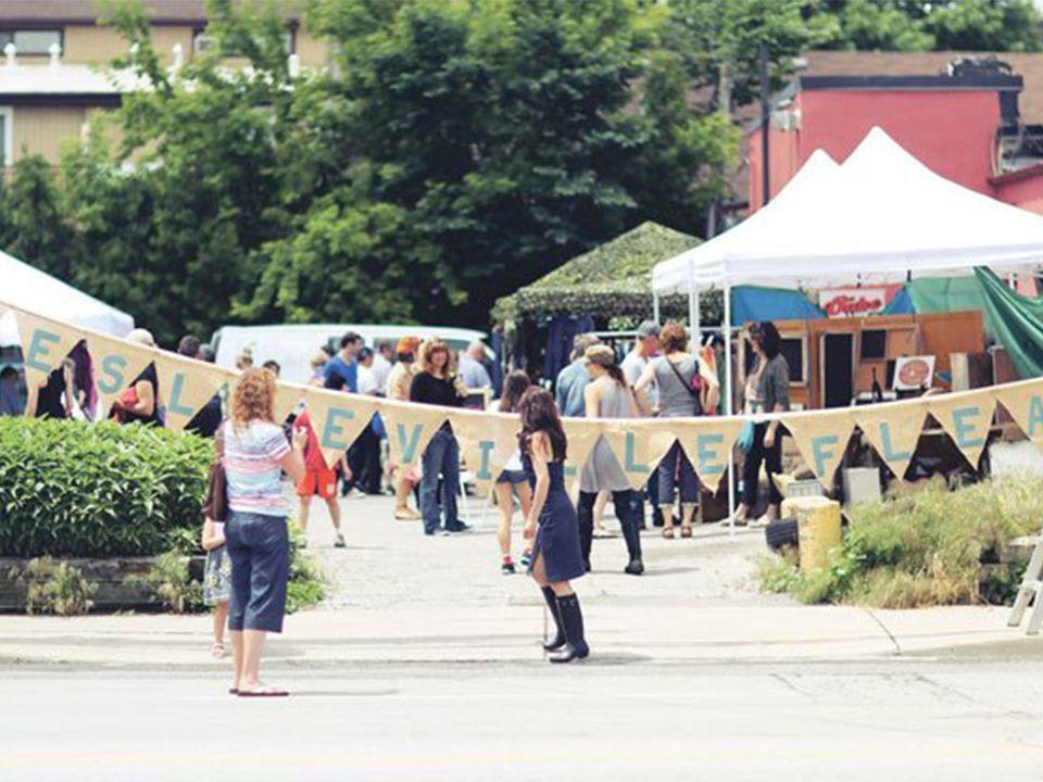 Flea Markets – Os Mercados Sem Taxas em Toronto