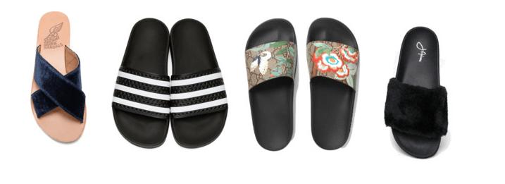 Slides: Estilosa e Confortável