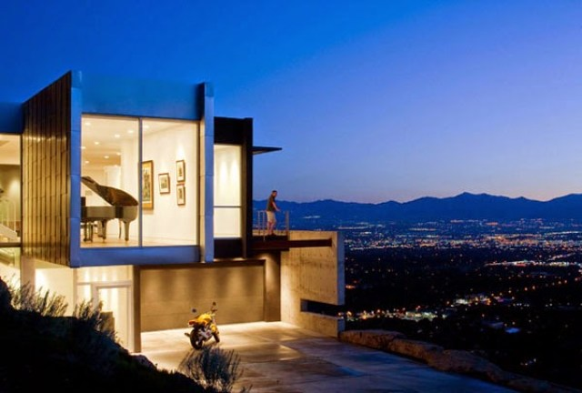 H-House / Axis Architects, Utah
