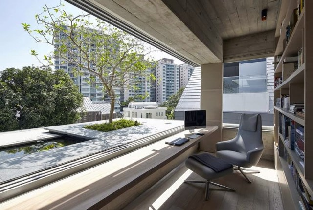 Chiltern House by Warner Wong Design