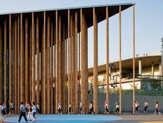 Pabellon Español Expo Zaragoza - Francisco Mangado
