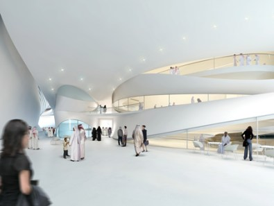 Museum of Middle Eastern Modern Art - UNStudio