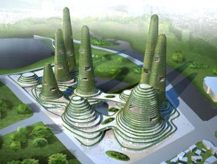 Gwanggyo Power Centre - MVRDV
