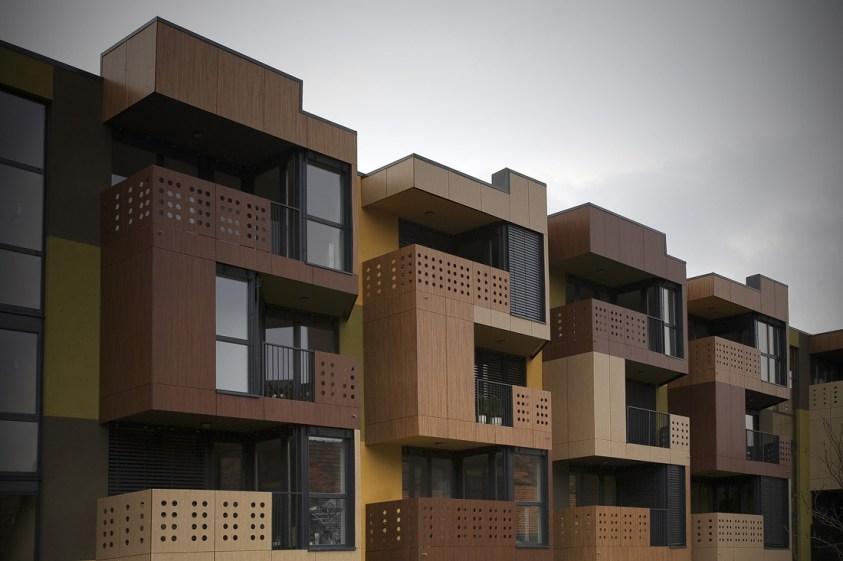 Tetris Apartments OFIS Arhitekti