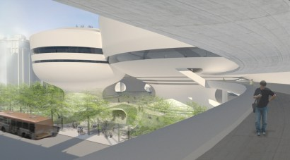 Abalos+Sentkiewicz - Taipei Performing Arts Center