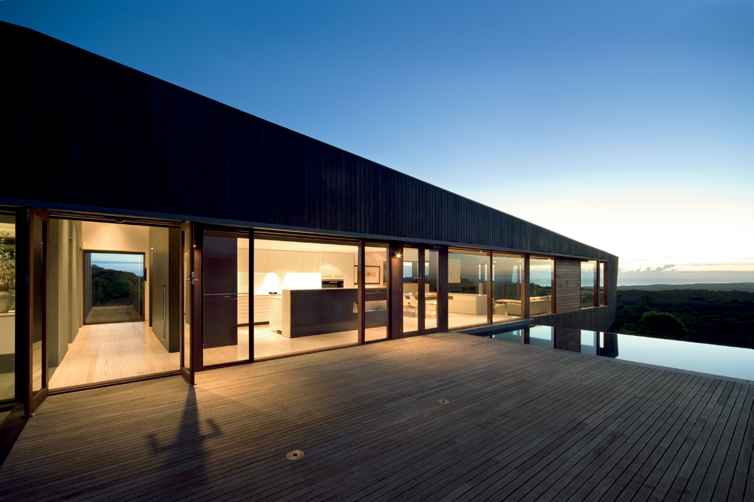 Vivienda en Cape Schanck - Jackson Clement Burrows Pty Ltd Architects