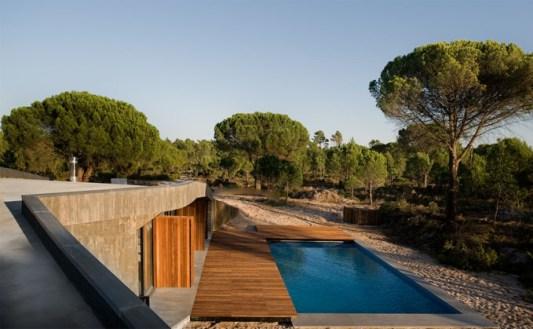 Dune House - Pereira Miguel Arquitectos