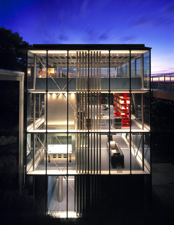 House R128 - Werner Sobek