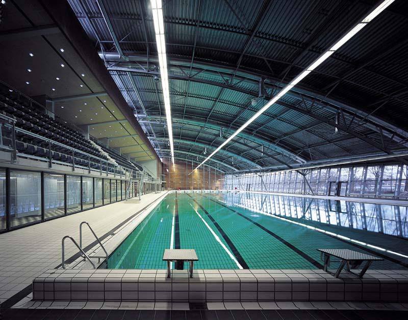 Sloterpark Swimming Pools - Roy Gelders