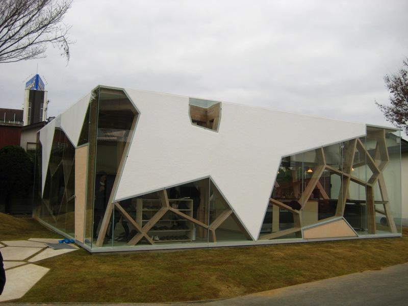 Sumika Pavilion - Toyo Ito