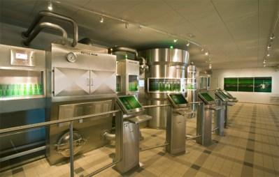 The New Heineken Experience - Amsterdam