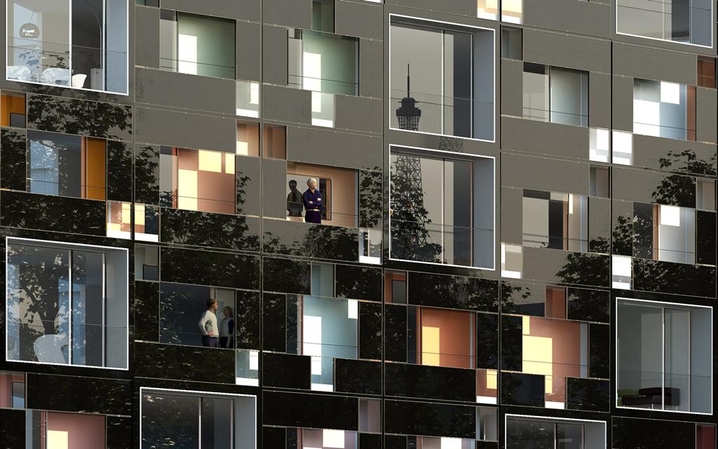Nexity Housing - LAN
