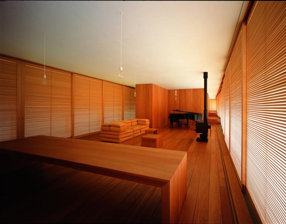 Floating House - Tezuka Architects