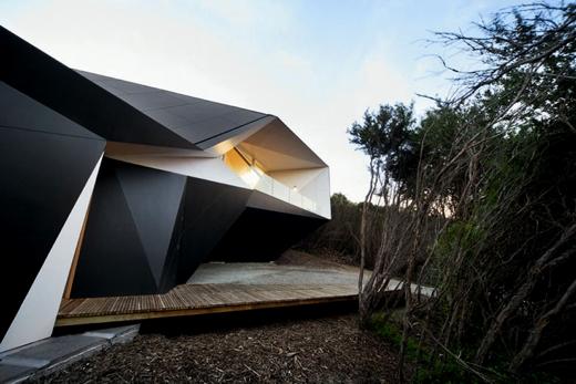 Klein Bottle House - Mcbride Charles Ryan Architects