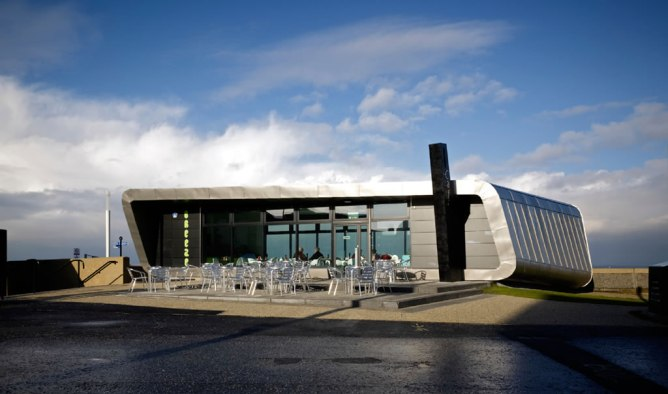 Silver Cafe - Arca Architects